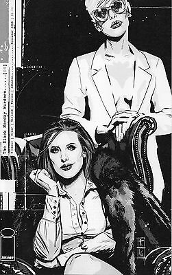 The Black Monday Murders #4 (NM)`16 Hickman/ Coker