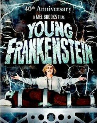 Young Frankenstein [New Blu-ray] Anniversary Ed, Digital Theater System, Subti