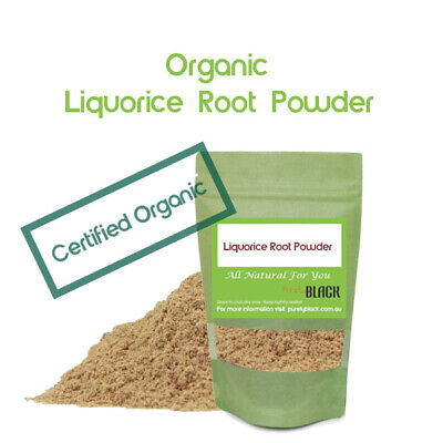 Organic Liquorice Root Licorice Powder for Skin,Hair,Soap Herbs Herb  Herbal