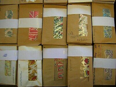 NEW ZEALAND 100 x 200 DIFFERENT USED NOT MADE UP WHOLESALE (ID 100: W002)