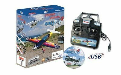 Ikarus Jamara EasyFly 4 Starter Set Easy Fly Game Commander Jamara 065160