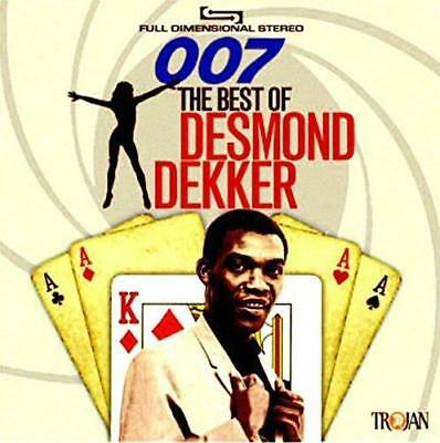Desmond Dekker - 007: The Best Of Desmond Dekker (NEW 2CD)