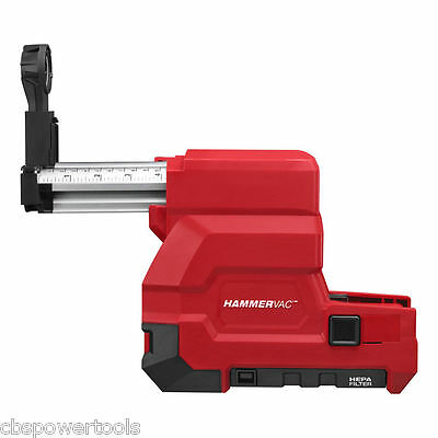 Milwaukee M18-28CPDEX-0 SDS-Plus Dust Extractor (body only)