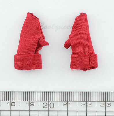 "SUPER DUCK SET008 1//6 Guan Yu Gloves Stocking Briefs For 12/"" Female Figure Toys"