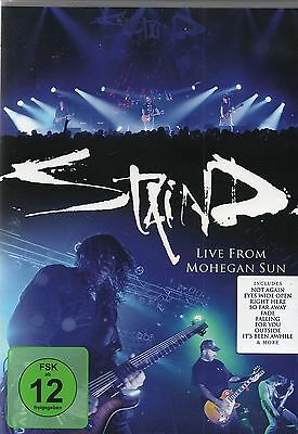 Staind - Live From Mohegan Sun 2011 (DVD) New & Sealed (Worldwide Compatible)