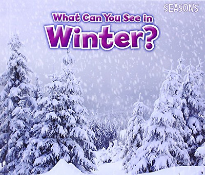 What Can You See In Winter? (Seasons) - Hardcover NEW Sian Smith (Aut 2014-09-11