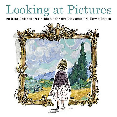 Looking at Pictures: An Introduction to Art for Young P - Hardcover NEW Richards