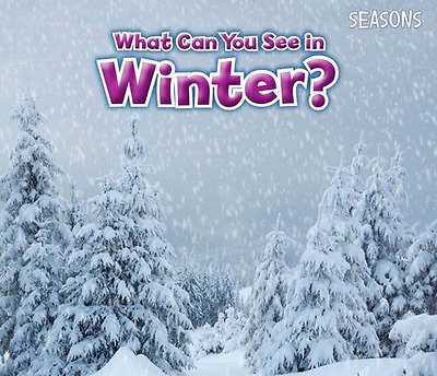 What Can You See In Winter? (Seasons) - Paperback NEW Sian Smith (Aut 2015-10-08