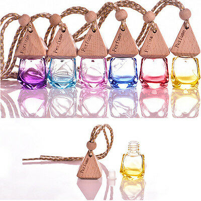 AIR FRESHENER CAR Home HANGING HOT DIFFUSER BOTTLE PERFUME FRAGRANCE COMELY