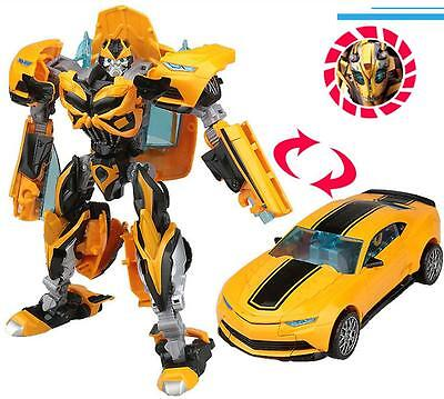 Roboter Trans formers Modell Transforming Bumblebee Auto ACTION FIGURE