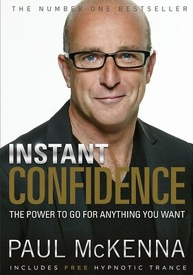 Instant Confidence (Paperback), McKenna, Paul, 9780593055359