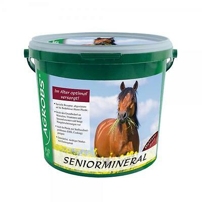 Agrobs Senior mineral 3Kg Special Mineral substances Horse seniors Mineral feed