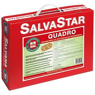 Salvana SalvaStar Quadro 5Kg Support of Muscle building Horse feed horse