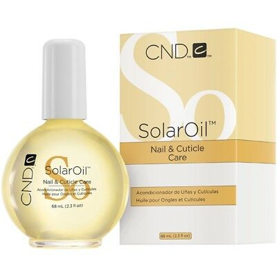 CND Nail SOLAR OIL Nail & Cuticle Conditioner 68ml/2.3 fl Oz