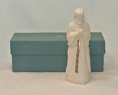 LENOX China Jewels NATIVITY Scene Set JOSEPH Figurine with Box Issued 1993