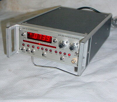 Applied Physics Systems Model 581 S Control/Display Console DC SQUID System