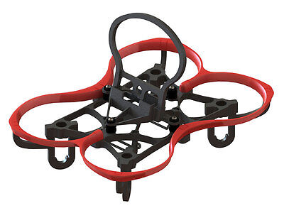 Lynx Red Spider 65 Stretch FPV Racer Frame - Blade Inductrix Components LX2223