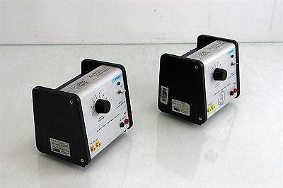 Job Lot x 2 Philip Harris AutoTrip Power Supply Y42500/2 & P70110/0