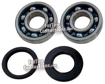 Yamaha Bw200 Bw 200 Swingarm Swing Arm Jack Shaft Bearings Seals Kit Jackshaft