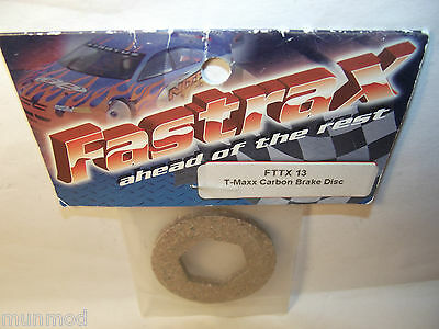 Fastrax fttx13 Carbon Brake disc t max 3mm thick 1pc