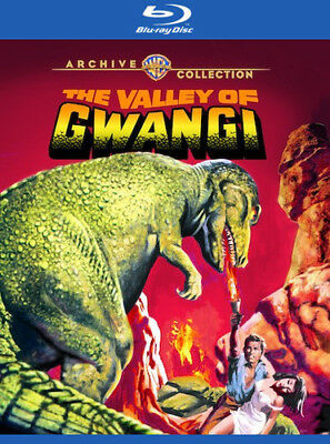 The Valley of Gwangi [New Blu-ray] Manufactured On Demand, Rmst, Amaray Case,