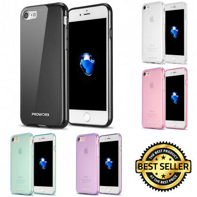 New Premium Tpu Rubber Flexible Transparent Slim Fit Case Cover For Smartphones