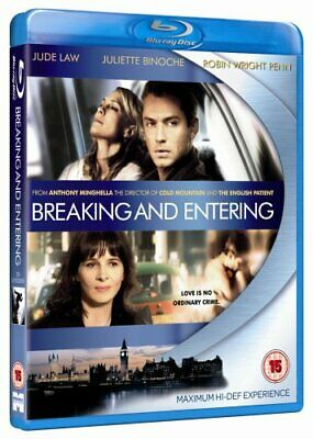 Breaking And Entering [Blu-ray] - DVD  UUVG The Cheap Fast Free Post