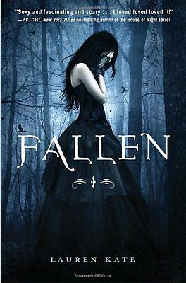 Complete Set Series - Lot of 6 Fallen HARDCOVER by Lauren Kate Torment Passion