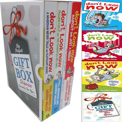 Paul Jennings 3 Books Collection Set With gift journal Gift Wrapped Slipcase NEW