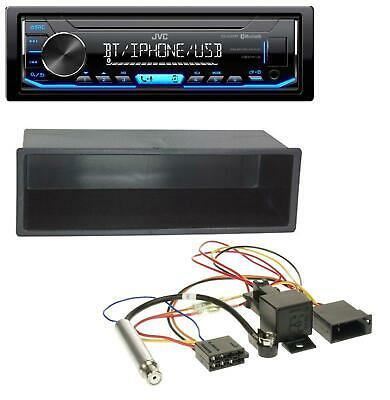 JVC MP3 Bluetooth USB AUX Autoradio für VW Polo T4 Passat Golf (98-04)