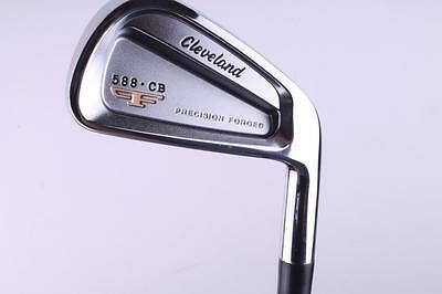 Mens Cleveland Cb Forged 5 Iron R300 Dynamic Gold Regular Flex Steel 2 Up