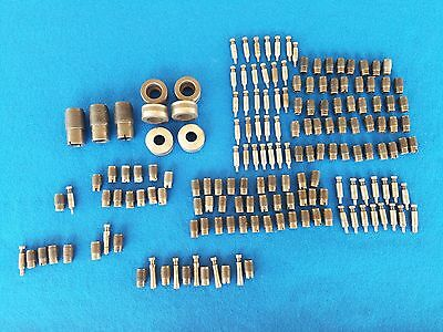 Large Lot 168 Roper Whitney Die & Punch Dies & Punches Rw Machinst Fabricator