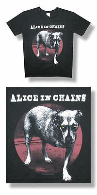 Alice In Chains- NEW Yellow Eyes LIGHTWEIGHT T Shirt- 2XLarge FREE SHIP TO U.S.!