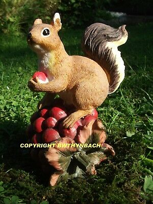 New Design Rubber Latex Mould Moulds Mold Squirrel Sat On Raspberry Berry