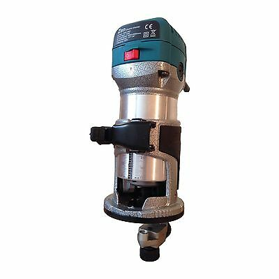 RT0700 ZEN Palm Router / Laminate Trimmer c/w Guide 240V (Not Makita)