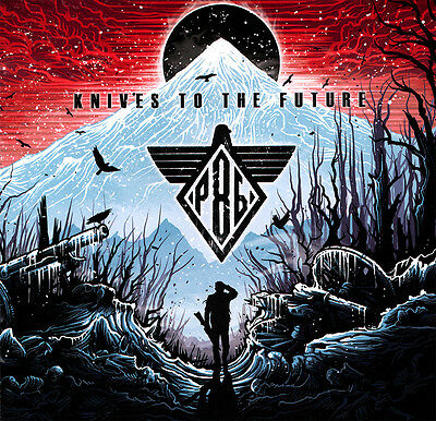 Project 86 - Knives to the Future CD 2014 Team Black ** NEW ** STILL SEALED **