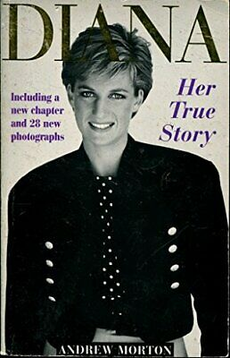 Diana: Her True Story by Morton, Andrew Paperback Book The Cheap Fast Free Post
