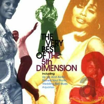 Fifth Dimension, The - Very Best of the 5th Di... - Fifth Dimension, The CD 4JVG