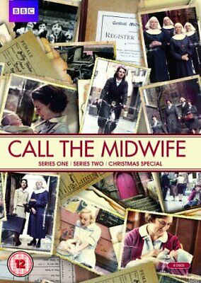 Call the Midwife Collection - Series 1-2 + Christmas Special [DVD] - DVD  PWVG
