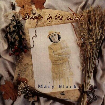 Mary Black - Babes in the Wood - Mary Black CD E8VG The Cheap Fast Free Post The