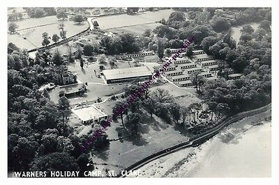 rp13440 - Warners Holiday Camp St Clare Puckpool , Isle of Wight - photo 6x4