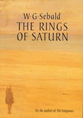 The Rings Of Saturn: An English Pilgrimage (Panther) by Sebald, W G Paperback