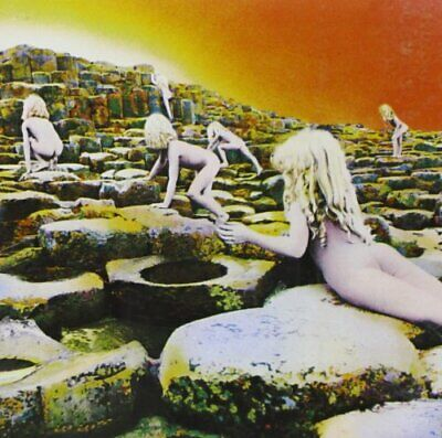 Led Zeppelin - Houses of the Holy - Led Zeppelin CD 0BVG The Cheap Fast Free The