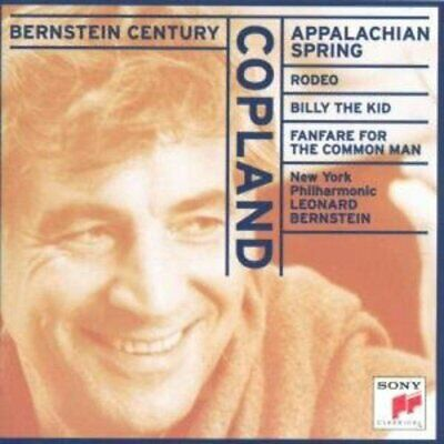 Copland: Appalachian Spring; Rodeo; Billy the Kid; Fanfare for the... -  CD F2VG