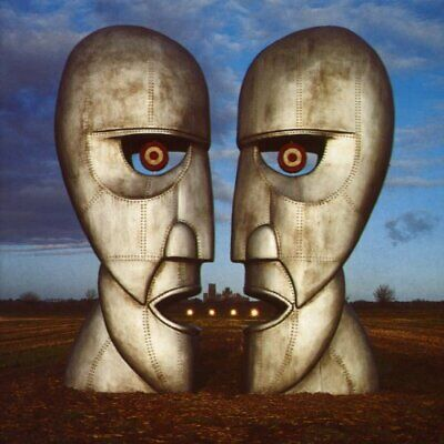Pink Floyd - The Division Bell - Pink Floyd CD 7AVG The Cheap Fast Free Post