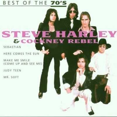 Harley, Steve - Best Of The 70's - Harley, Steve CD IBVG The Cheap Fast Free The