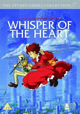 Whisper of the Heart [DVD] - DVD  MOVG The Cheap Fast Free Post