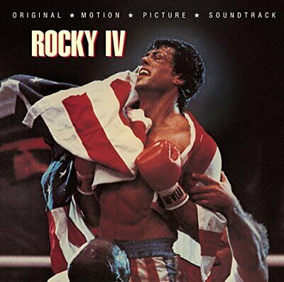 Vince DiCola - Rocky IV - Vince DiCola CD PWVG The Cheap Fast Free Post