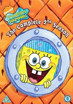 Spongebob Squarepants - Spongebob Squarepants: The Complete Secon... - DVD  42VG