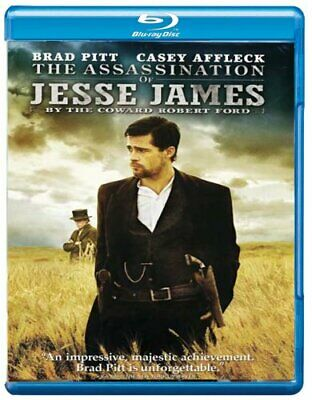 The Assassination Of Jesse James By The Coward Robert Ford [Blu-r... - DVD  T4VG